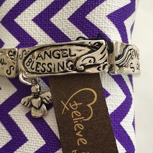 Jewelry - NWT Angel Blessing bracelet